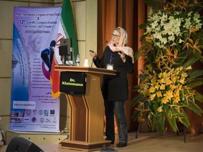 12th scientific congress of Iranian Pain Society (2015)