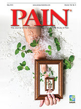 May 2015 Issue of PAIN®