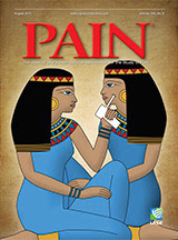 August 2015 Issue of PAIN®