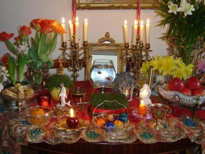 Happy Norooz 1400 (Persian New Year)